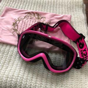 Juicy Couture Ski/Snow Board Goggles